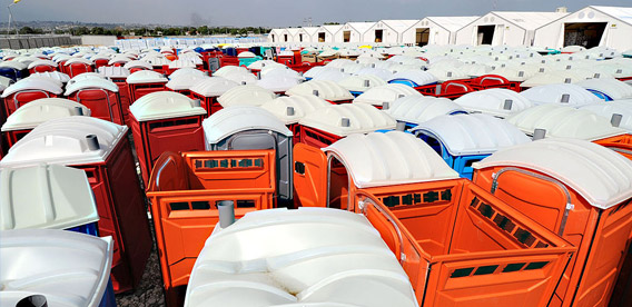 Champion Portable Toilets in Aurora,  IL